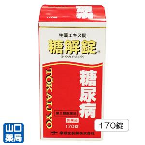 糖解錠 170錠